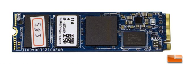 Phison E12 Reference SSD