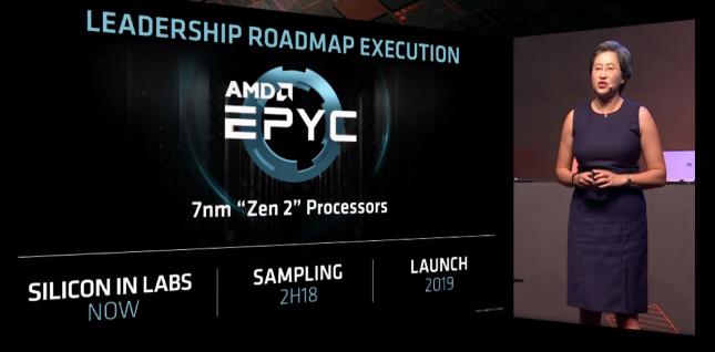 AMD EPYC de 7nm