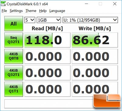 Netgear XR500 USB Performance