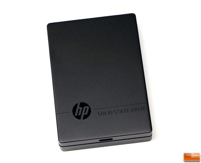 HP Portable SSD P600