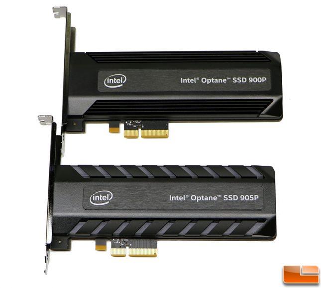 Intel 905P versus 900P
