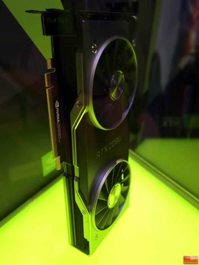GeForce RTX 2080 Ti Front