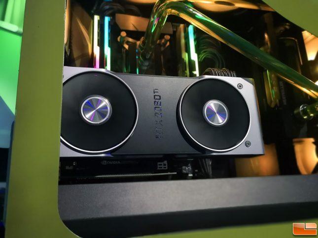 GeForce RTX Blower Fan