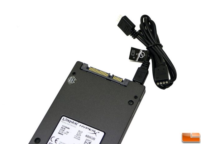 HyperX Fury RGB Cable