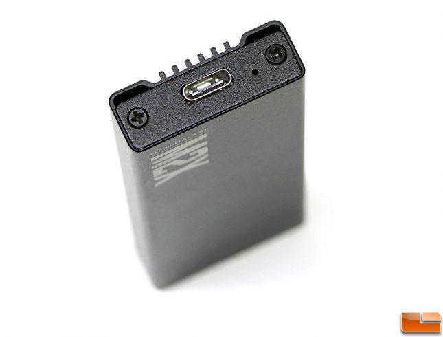 MyDigital SSD M2X USB Type-C Connector