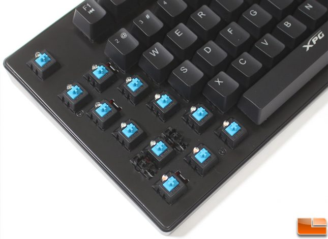 XPG Infarex K20 Mechanical Gaming Keyboard
