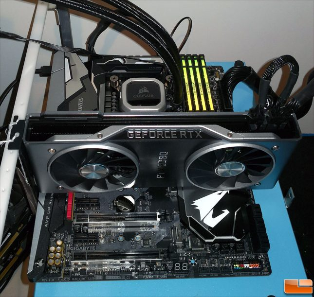 GPU Test System