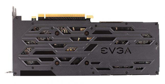 EVGA GeForce RTX 2070 XC Gaming Back