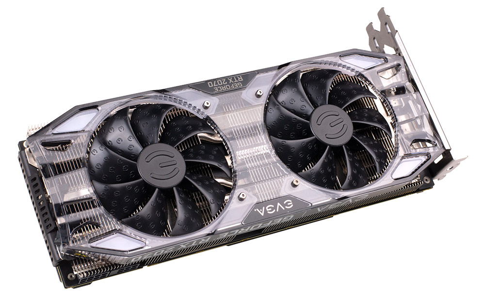 EVGA GeForce RTX 2070 XC Gaming Graphics Card Review - Legit