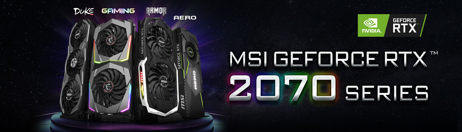 MSI Announces Custom GeForce RTX 2070 Graphics Cards - Legit