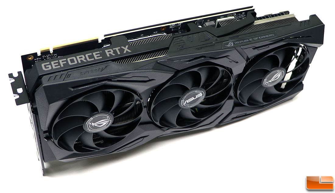 ASUS ROG Strix GeForce RTX 2080 OC Video Card Review - Legit
