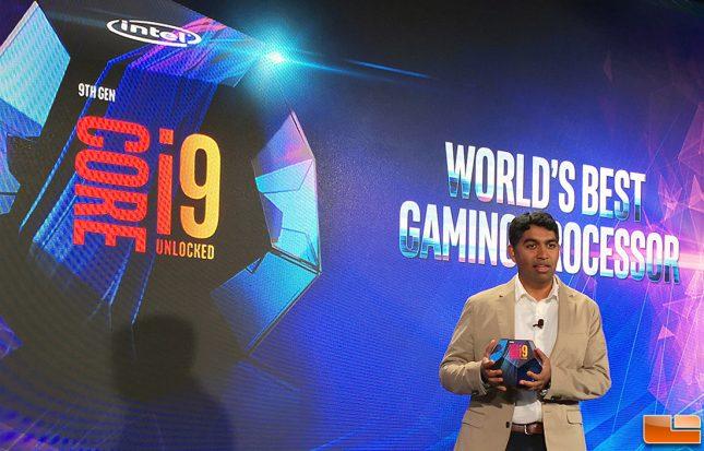Best Gaming Processor 9900K