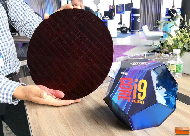 Intel Core i9 9900K Retail Box
