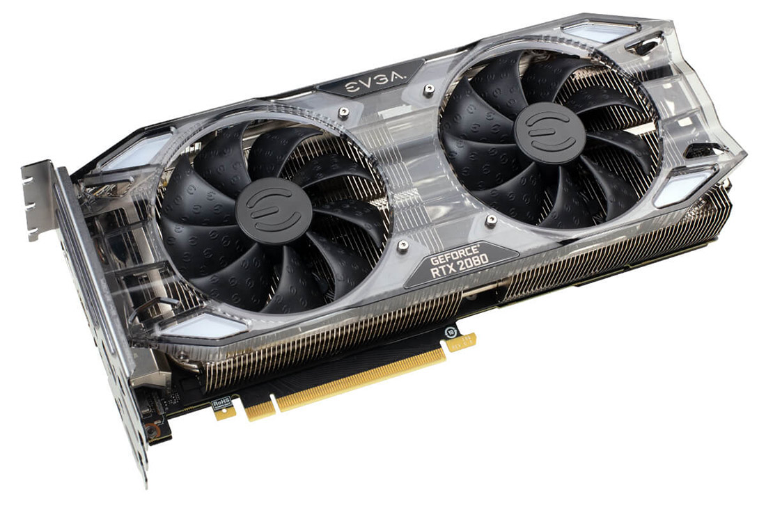 EVGA GeForce RTX 2080 XC Ultra Graphics Card Review - Legit