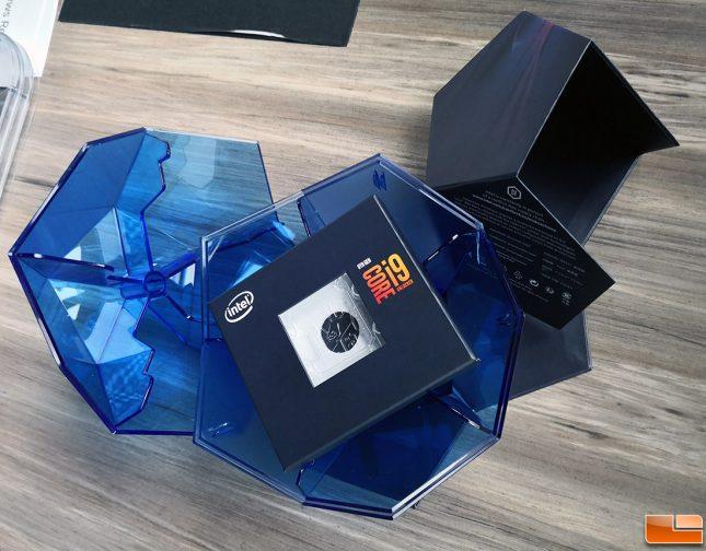 Intel Core i9 Packaging