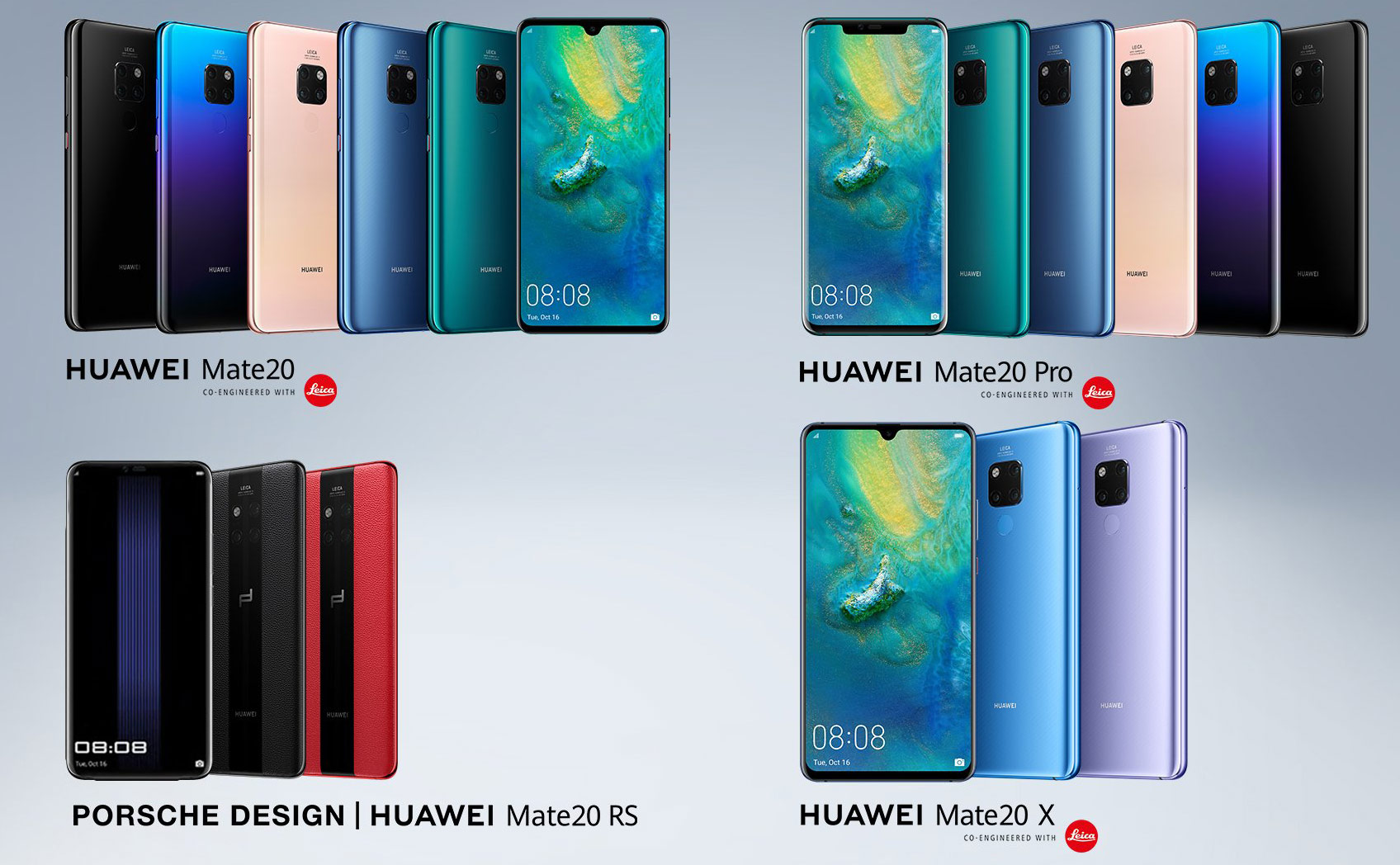 1. Locate, lock, erase your lost Huawei P30/P30 Pro using Google Account