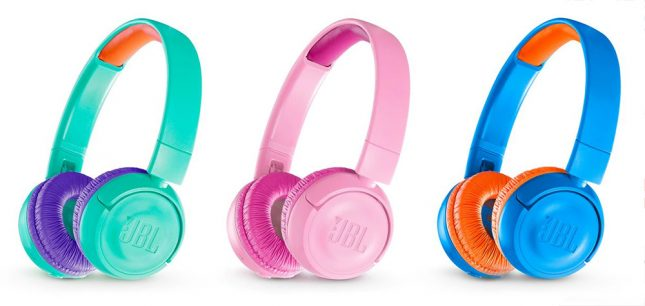 JBL JR300BT Headphones