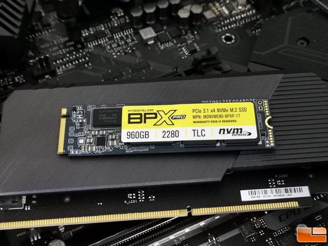 BPX PRO SSD