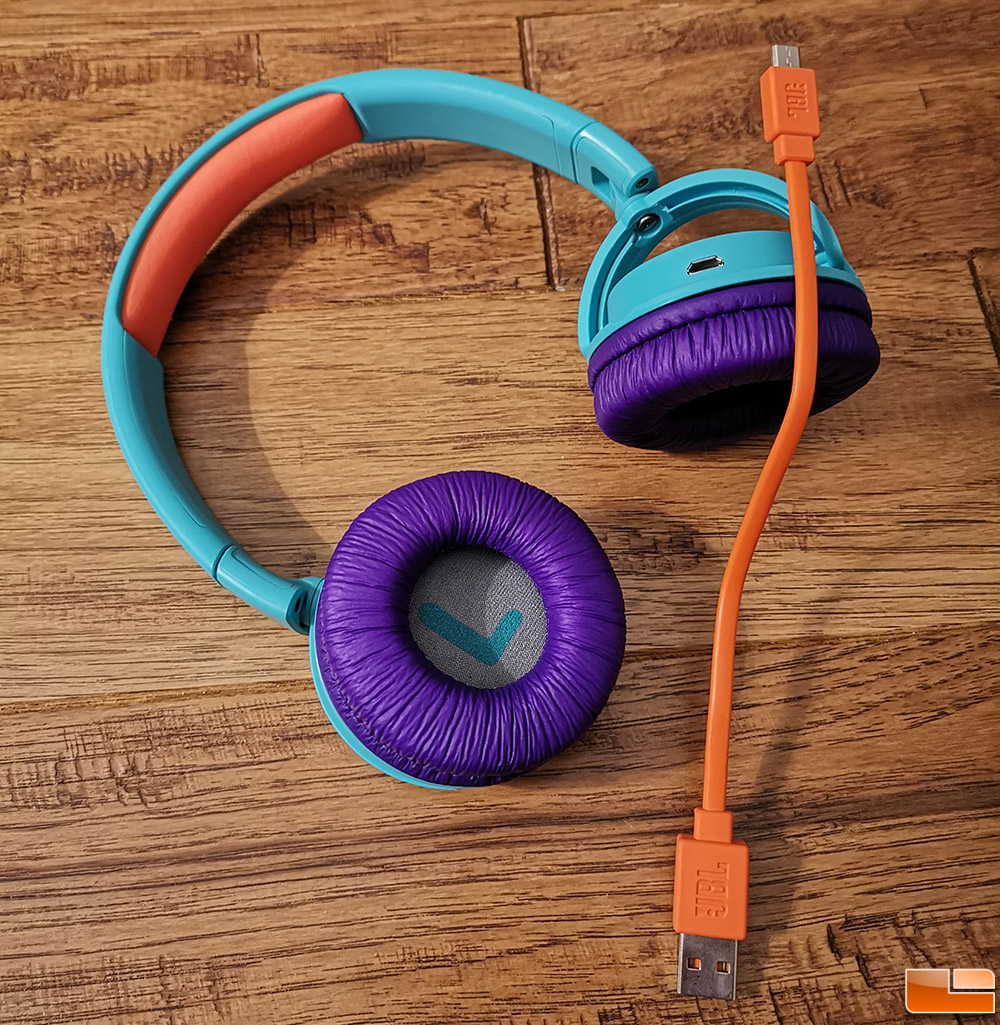JBL JR300BT Bluetooth Headphones For Kids Review - Legit Reviews