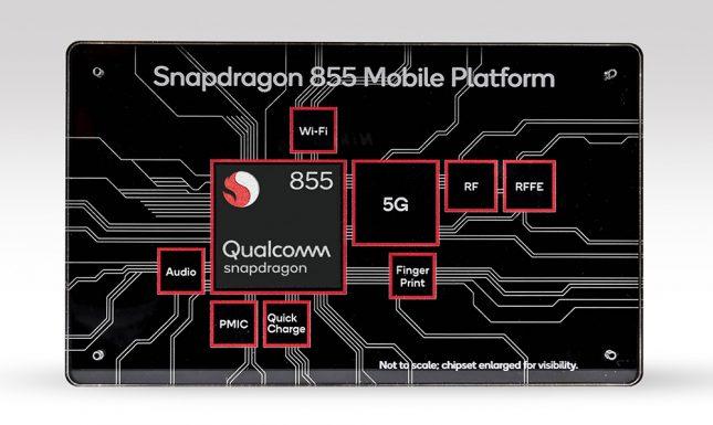 Snapdragon 855 Mobile Platform