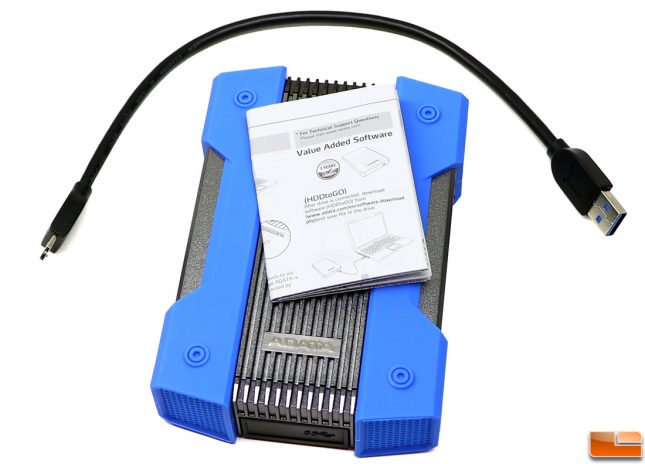 ADATA HD830 Accessories