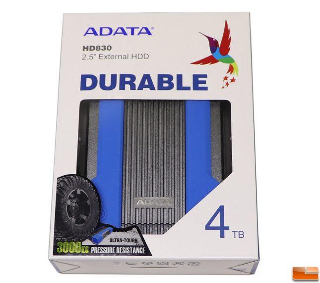 ADATA HD830 Portable HDD