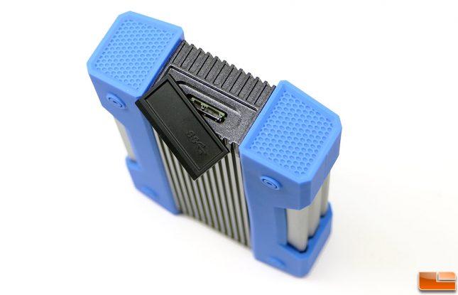 ADATA HD830 Rugged USB Portable Hard Drive