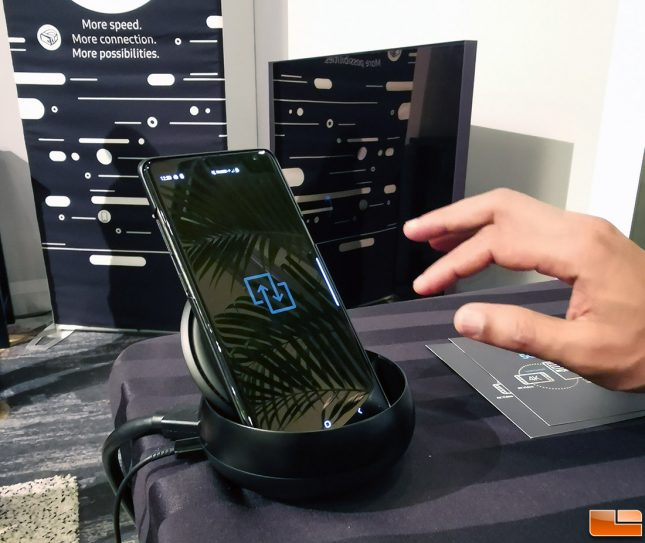 Samsung 5G Reference Phone