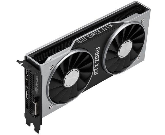 GeForce RTX 2060 FE