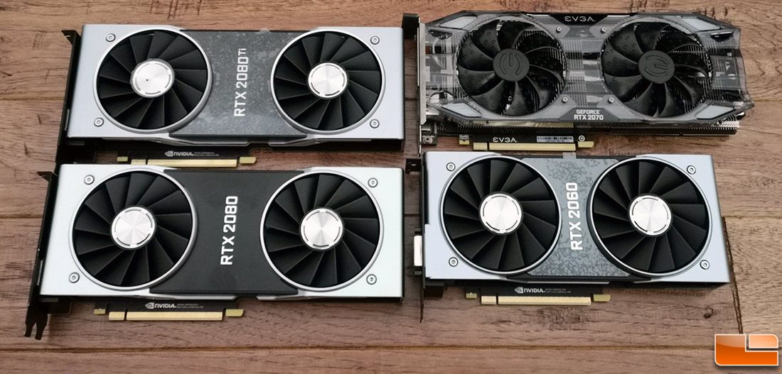 GeForce RTX 20 Series DXR Ray Tracing Performance on