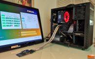 Phison E16 Controller Demo - PCIe Gen 4x4