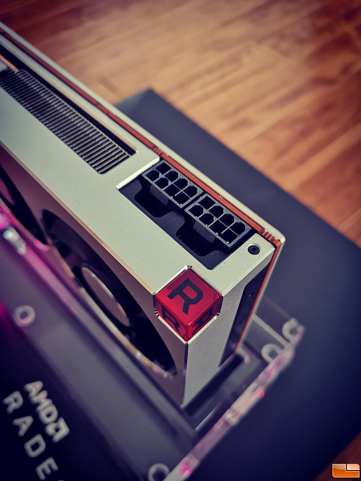 AMD Radeon VII 16GB Graphics Card Unboxed - Legit Reviews