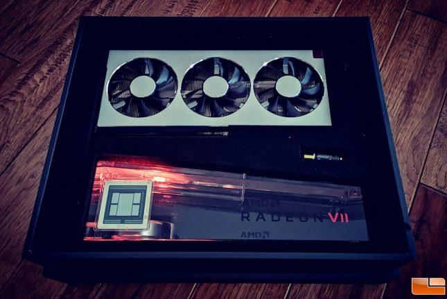 Radeon VII Press Kit