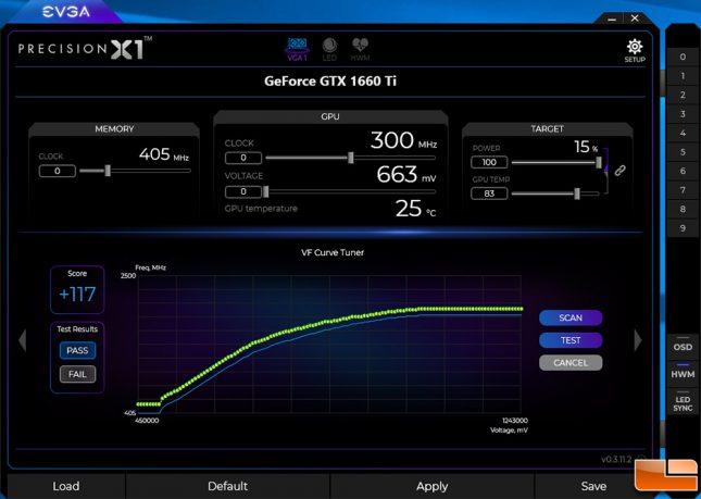 EVGA GeForce GTX 1660 Ti XC Black Precision X1 Auto OC