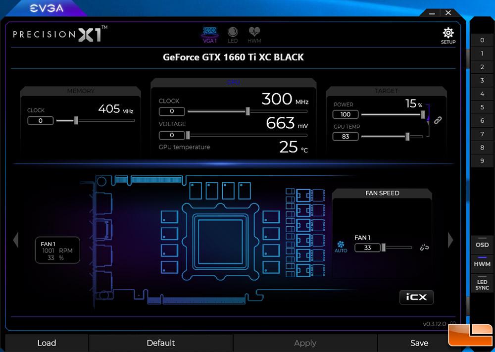 EVGA GeForce GTX 1660 Ti XC Black Graphics Card Review