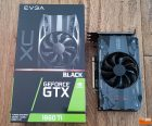 EVGA GeForce GTX 1660 Ti XC Black Video Card