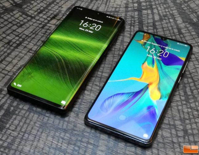 Huawei P30 Series Smartphones