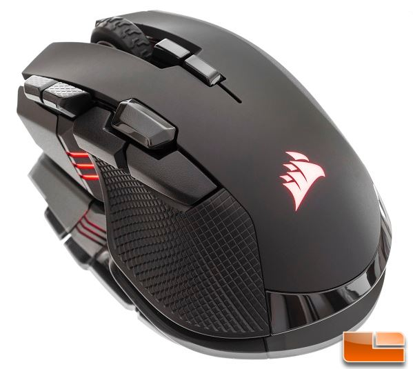 Corsair Ironclaw RGB Wireless Gaming Mouse Review - Legit