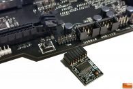 ASUS TPM-M R2.0 Module w/ ROG MAXIMUS X APEX Board