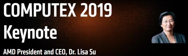2019 Computex Keynote