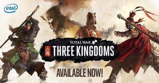 Intel Three Kingdoms Launch Drivers