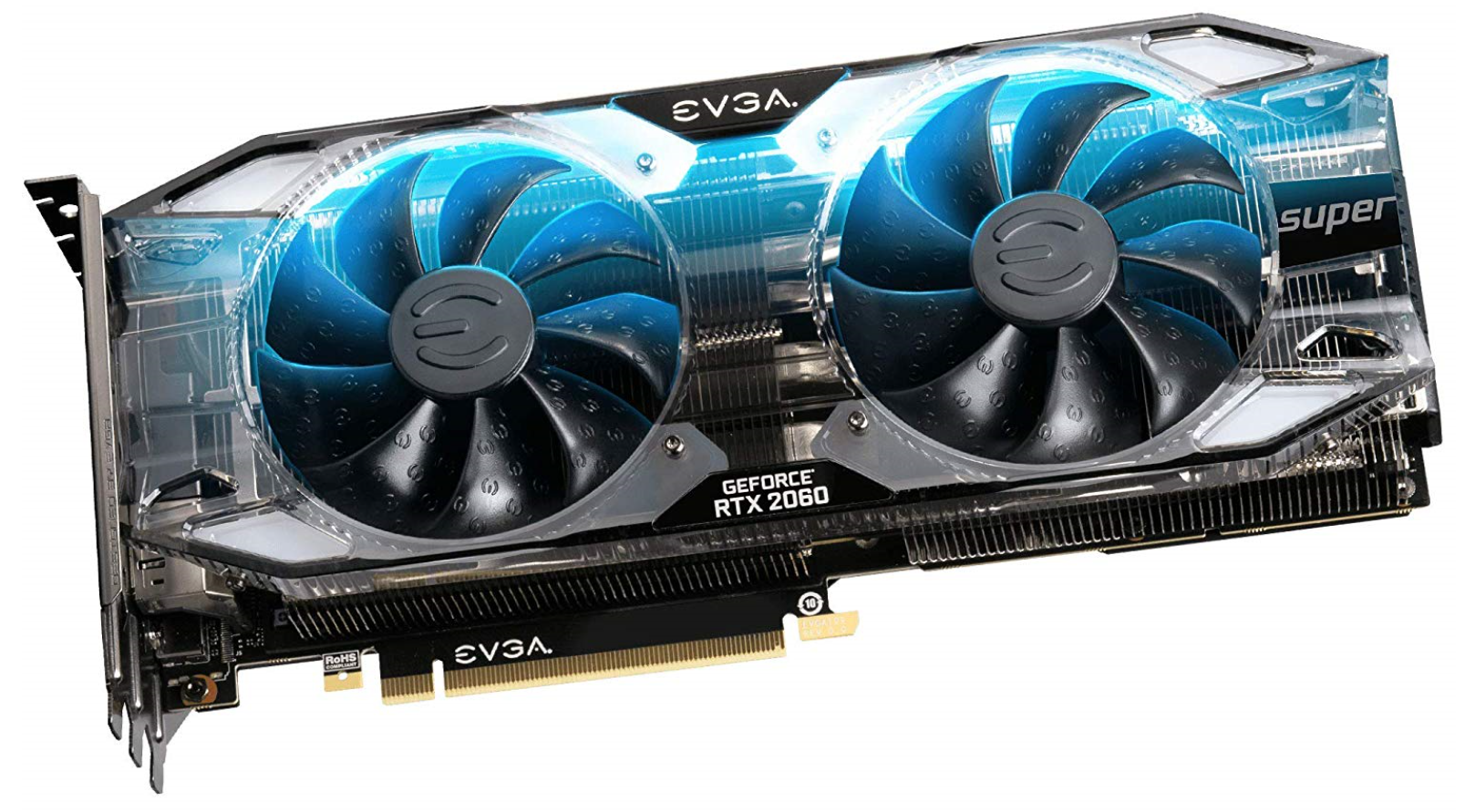 EVGA GeForce RTX Super Listed For Pre-Order on Amazon