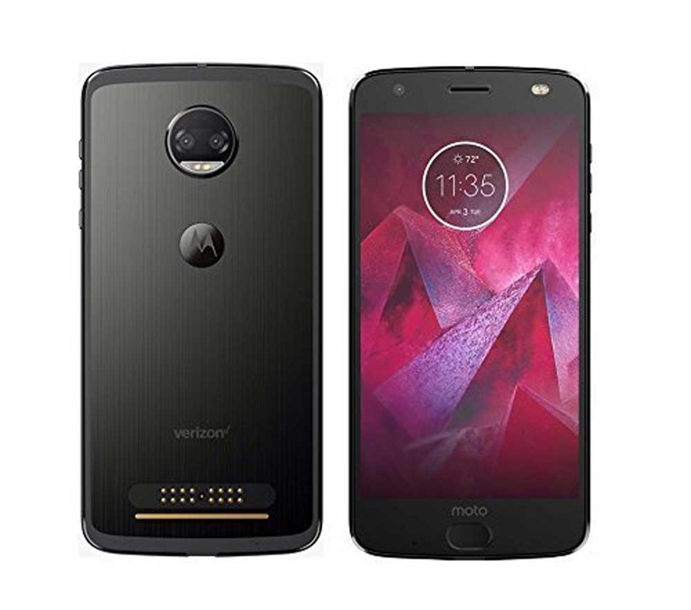 Motorola Backtracks on Moto Z2 Force Android 9 Update