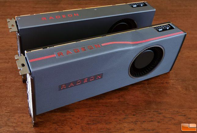 Radeon 5700 Series Cards