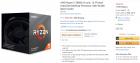 Ryzen 5 3600X Pricing on Amazon