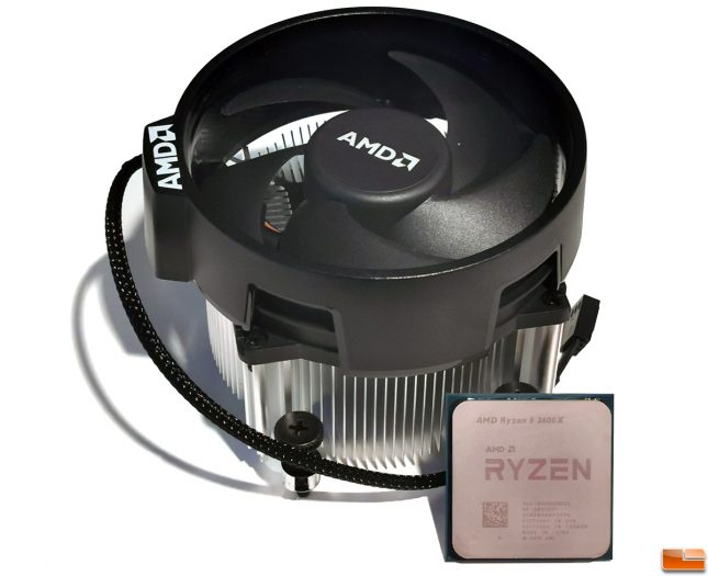 AMD Ryzen 5 3600X CPU
