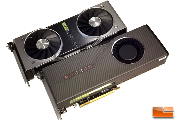 RTX Super and Radeon RX 5700