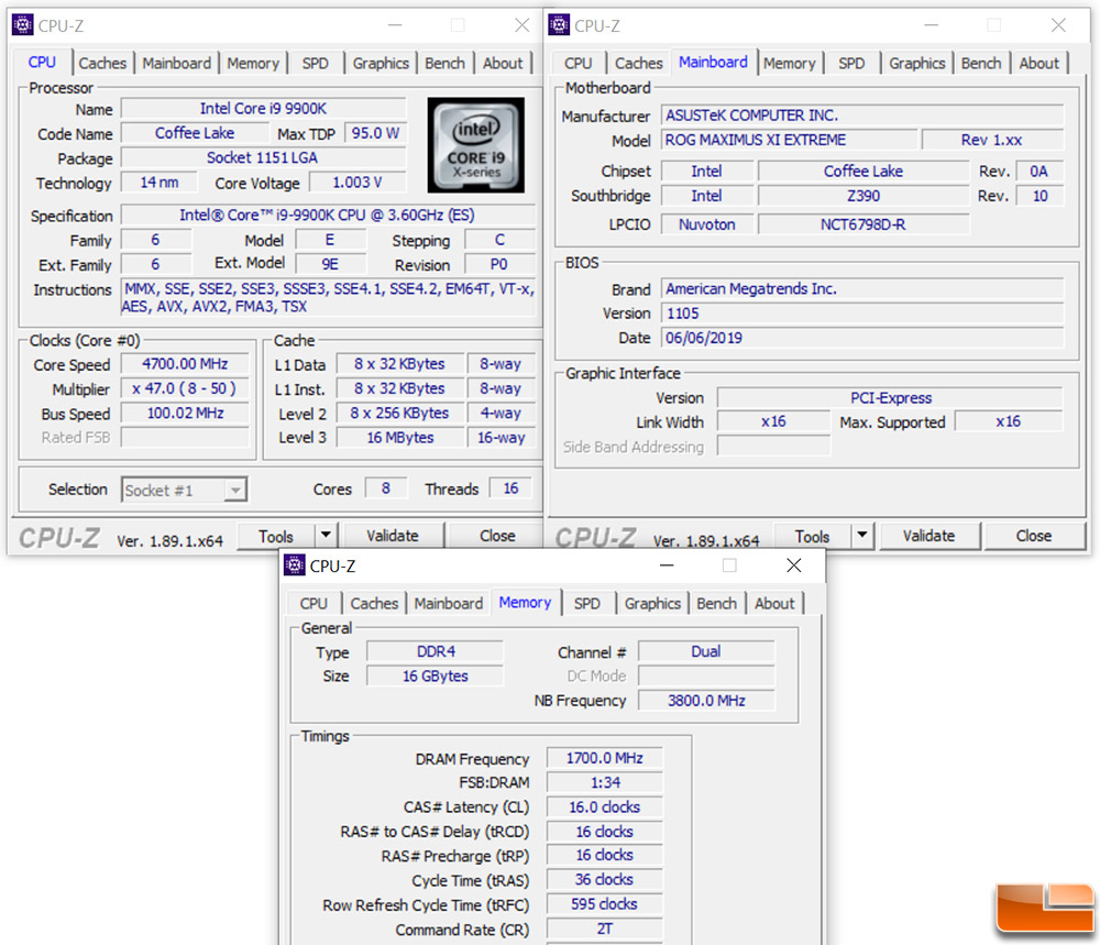 AMD Ryzen 7 3700X and Ryzen 9 3900X CPU Review - Page 2 of