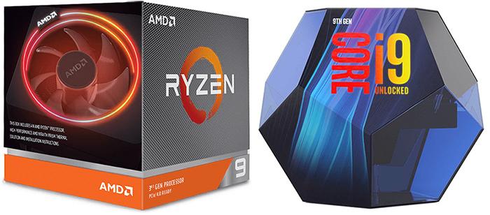 IPC Battle - AMD Ryzen 9 3900X Vs Intel Core i9-9900K