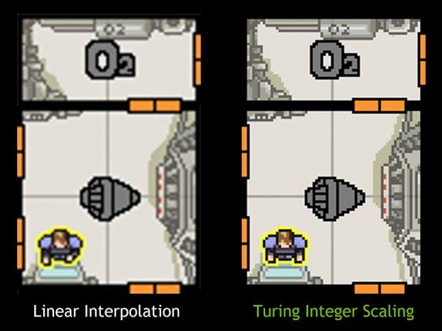 Turing Integer Scaling
